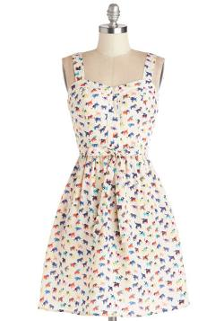Modcloth - Lead the Pachyderm Dress