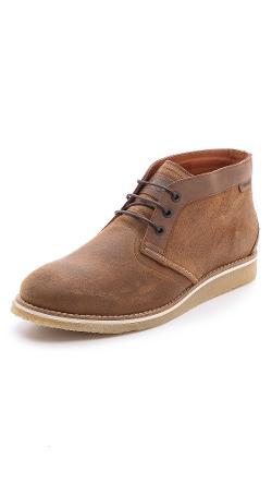 Wolverine 1883  - Julian Suede Chukka Boots