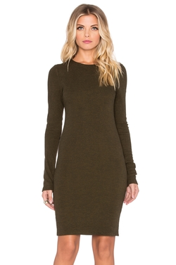 Alice + Olivia - Ferris Long Sleeve Mini Dress