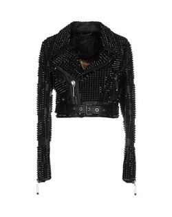 Philipp Plein Couture - Biker Jacket