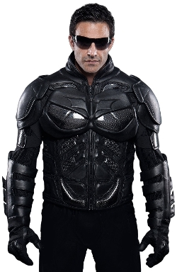 UD Replicas  - The Dark Knight Rises: Batman Motorcycle Suit Jacket