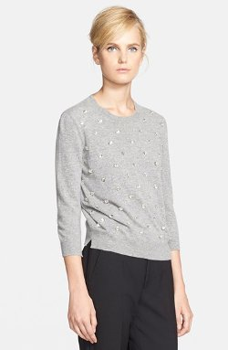 Marc Jacobs  - Embellished Sweater