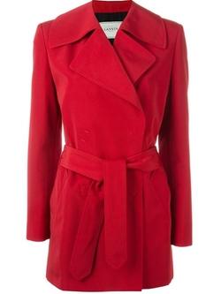 Lanvin - Belted Coat