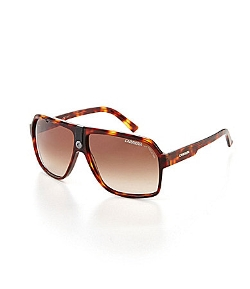Carrera - Oversized Plastic Heritage Aviator Sunglasses