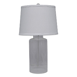 B. Smith - Clear Glass One Light Table Lamp