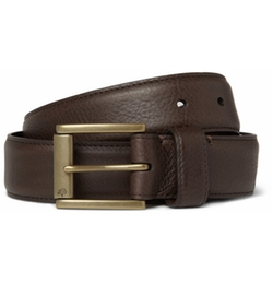 Mulberry   - Full-Grain Leather Belt