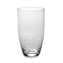 Mikasa - Swirl Highball Glass in Clear