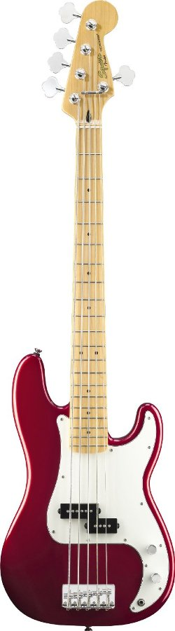 Fender - Precision Bass V Guitar