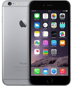 Apple  - iPhone 6 Plus Mobile Phone