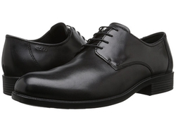 Ecco - Harold Plain Toe Tie Shoes