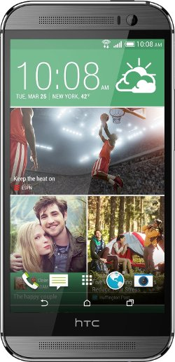 HTC  - One M8 Phone