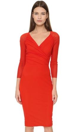 Fuzzi - Long Sleeve Dress