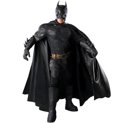 Warner Brothers - Dark Knight Batman Grand Heritage Adult Costume