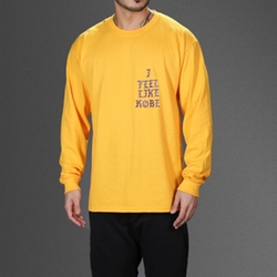 Kanye West - I Feel Like Kobe Long Sleeve T-Shirt