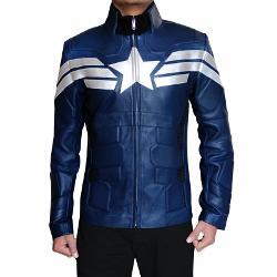 Desert Leather - New Winter Soldier Captain America Jacket