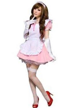Ninimour - Japanese Cosplay Lolita Maid Waitress Costume Dress