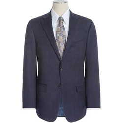 Hickey Freeman  - Tonal Check Suit