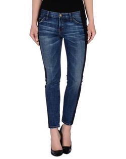 Current/elliot + Marni - Straight Leg Denim Pants