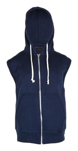 Noroze - Sleeveless Sweatshirt Hoodie Vest