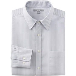 Uniqlo - Striped Dress Shirt