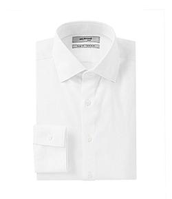Murano - Slim-Fit Spread-Collar Dress Shirt