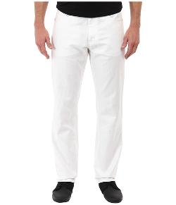 Calvin Klein  - Cotton Linen Five-Pocket Pant