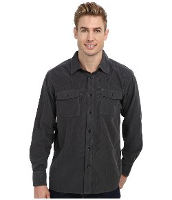 Quiksilver  - Waterman Reds Canyon Woven Shirt
