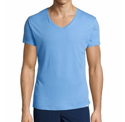 Orlebar Brown  - Riviera V-Neck Short-Sleeve T-Shirt