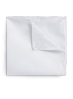 Topman - Off White Pocket Square