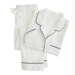 J.Crew - Vintage Short-Sleeve Pajama Set