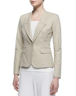 Lafayette 148 New York - One-Button Jacket