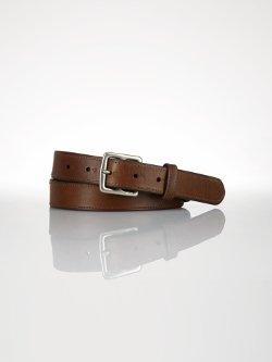 Ralph Lauren - Equestrian Leather Belt