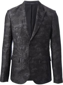 Gaspard Yurkievich - printed blazer