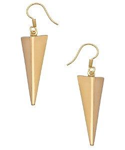 Charles Albert  - Alchemia Pyramid Earrings
