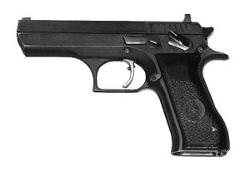 Israel Weapons Industries - Jericho 941F