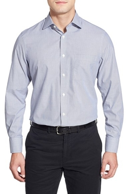 John W. Nordstrom - Regular Fit Dobby Sport Shirt