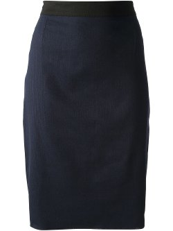 Lanvin - Fitted Pencil Skirt