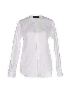Dsquared2 - Mandarin Collar Shirt