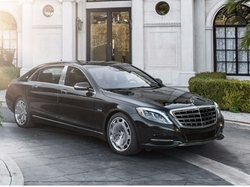 Mercedes Benz - Maybach S600 Sedan