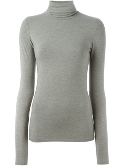 Ralph Lauren Black - Roll Neck Fitted Sweater