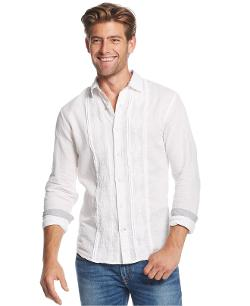 Guess - Walker Pintuck Shirt