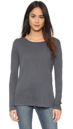 Rag & Bone/JEAN  - Long Sleeve Concert Tee