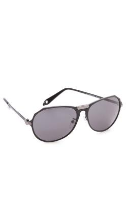 Givenchy  - SGVA11 Aviator Sunglasses