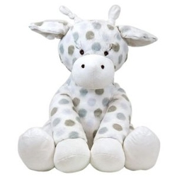 Big G - Blue Oversized Plush Giraffe