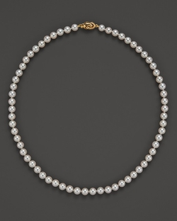 Tara Pearls  - Akoya Cultured Pearl Necklace
