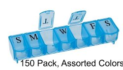 Apex - Ultra Bubble Lok 7-day Pill Organizer