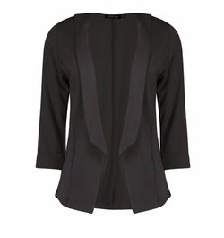 Boohoo - Holly Shawl Collar Blazer