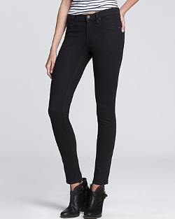 Rag & Bone - The Mid-Rise Plush Twill Jean Leggings