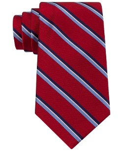 Tommy Hilfiger - Extra Long Stripe Tie