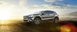 Mercedes Benz - GLA SUV
